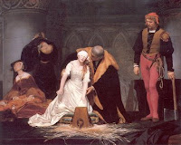 Death of Lady Jane Grey