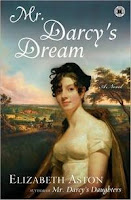 Book Cover Mr Darcy's Dream by Elizabeth Aston