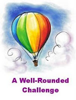 A Well Rounded Challenge Logo
