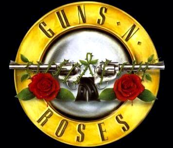 Guns N Roses Hotel Room