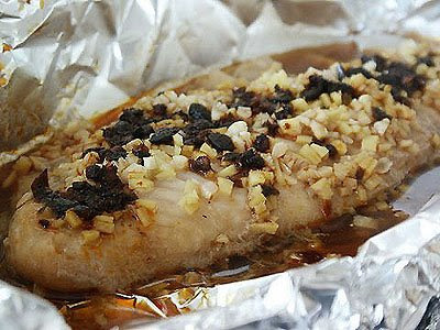 how to make steamed fish fillet