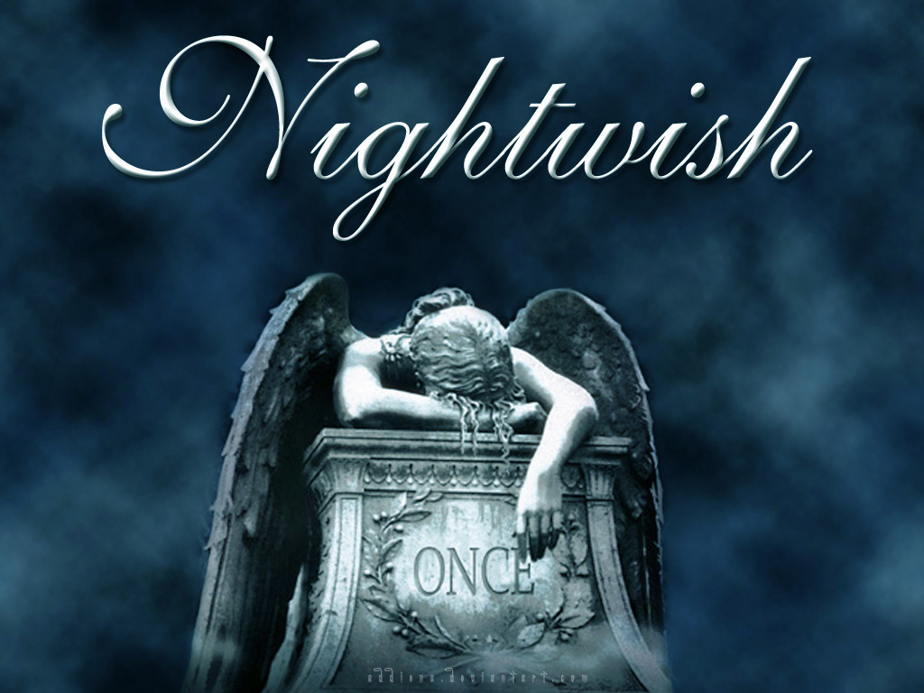 Nightwish Wallpaper by Addiena Nightwish Discografia   Discography (320 Kbps)