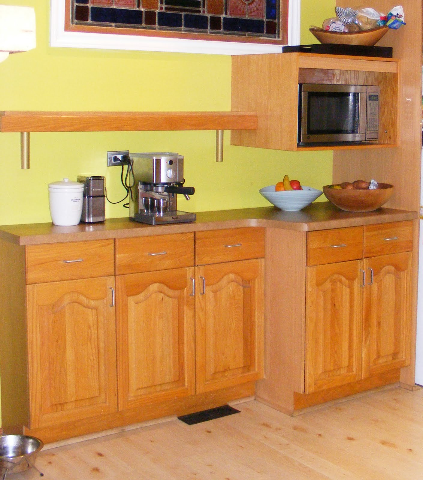 Kitchen Cabinet Shelf Supports