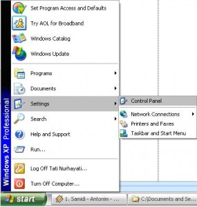 cara setting gprs telkomsel sony ericsson - Pusat Informasi Terkini
