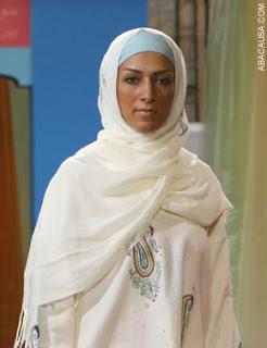 Arabic Fashion Show In Iran