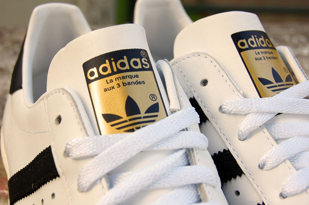 Adidas Superstar Foundation (White & Collegiate Royal) End