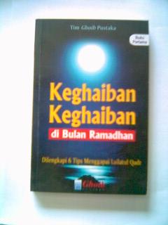 Keghoiban keghoiban di bulan ramadhan