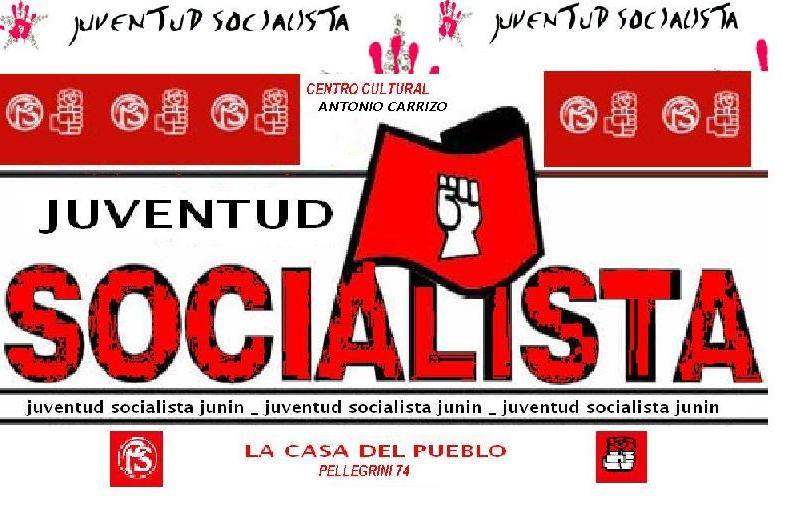 juventud socialista junin