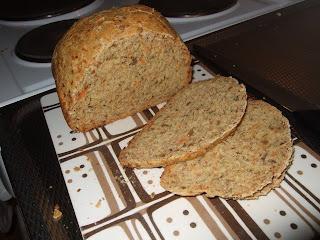 luftigt bröd bakmaskin