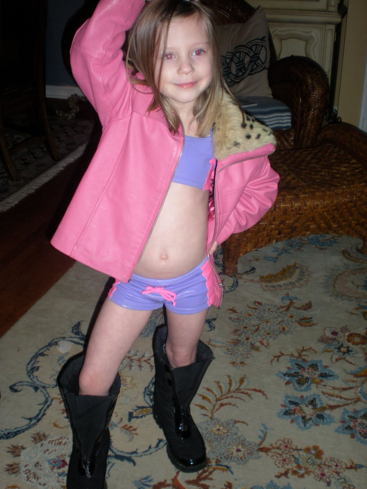 naked teen girl secretly