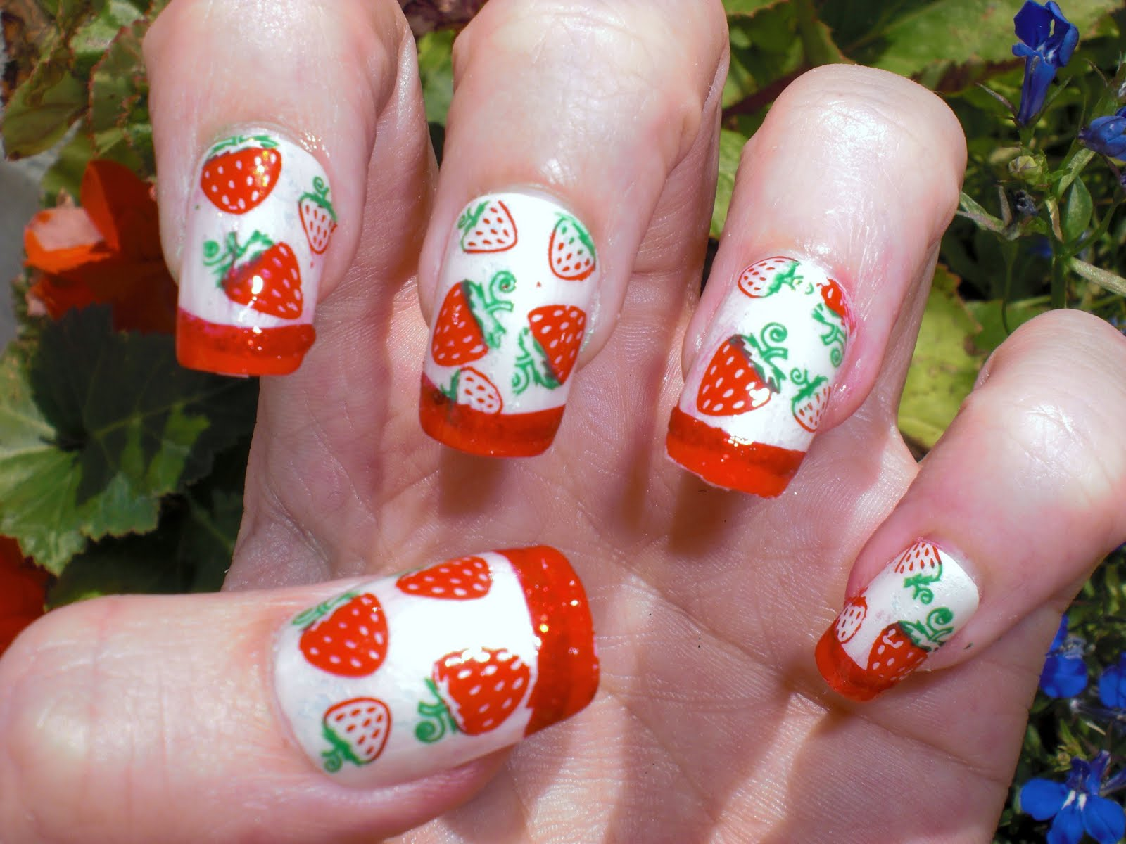 cupcake nail designs ideas-7