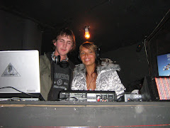 con el dj Residente de la Powder