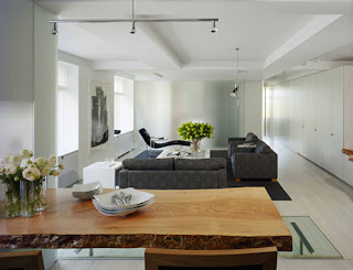 Minimalist Architecture and Home Interior: Apartment minimalist