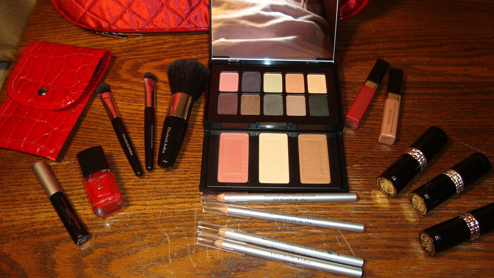 Little Pretty Elizabeth Arden And I
