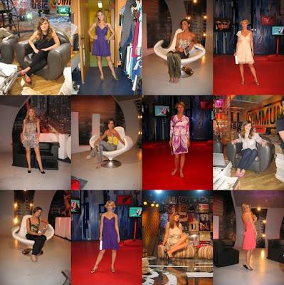 Fashion  on Brave Conduttrici Tv Che Ho Vestito Nella Stagione Appena Terminata
