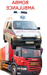 Bomba Ambulance
