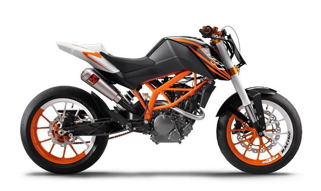 motos nueva ktm 125cc project race version. Black Bedroom Furniture Sets. Home Design Ideas