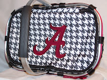 Alabama fan market tote