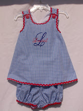 CrissCross dress with bloomers