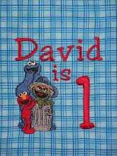 Sesame Street Trio