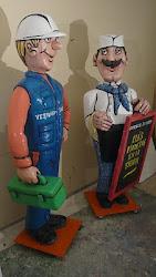 Muñecos Profesiones,