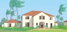 Island House Plan 9
