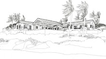 Island House Plan 3