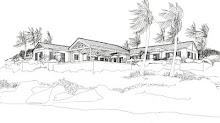 Island House Plan 3