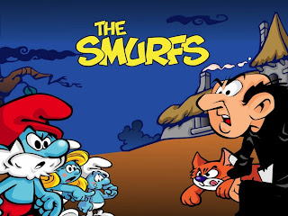 أخـــوكم شيباني ايسلم عليكم .. Smurfs-Wallpaper-the-smurfs-251172_1024_768