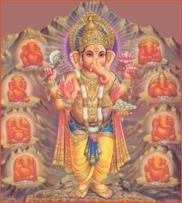 wallpapers of lord ganesha. Lord Gganesha Wallpaper