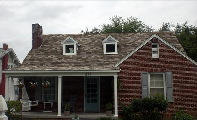 Roof Color Red Brick House Pictures Viral Infections
