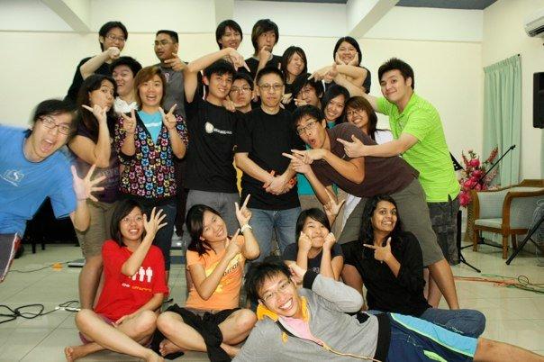 ICF CAMP 09