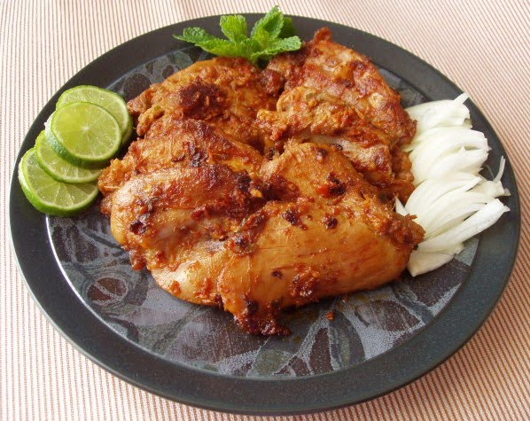 Sizzling indian recipes griddle fried chicken thighs with it infused well with other marination ingredients and helped to enhance taste and texture of chicken and made caramelized marination mixture more zesty forumfinder Choice Image