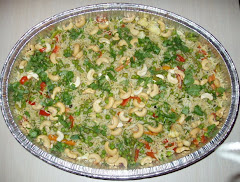 Vegetable Biryani.