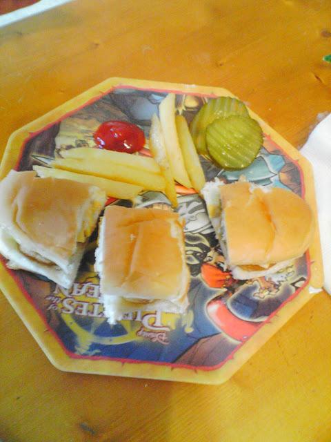 Food kids will eat chicken nugget mini chicken sandwich recipe for