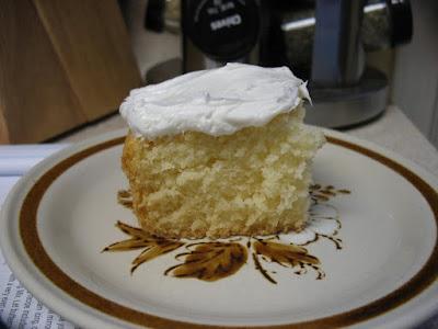 gluten free yellow cake