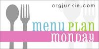 Menu+Plan+Monday Menu Plan: Week of May 16