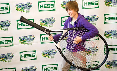 Justin's Guitar Tennis Racket