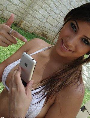 Quando un telefono è trendy, quello è di sicuro l'iPhone!
