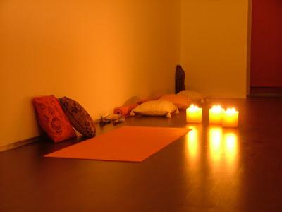 Quale ambiente migliore per lo yoga, lo shiatsu, il reiki?