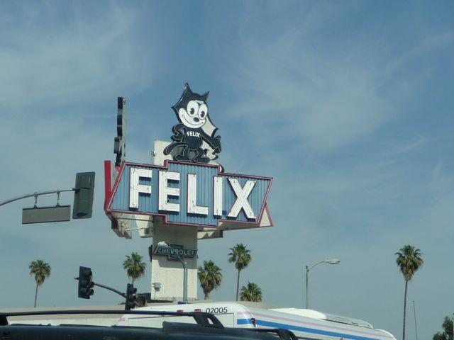 Everybody Loves Felix
