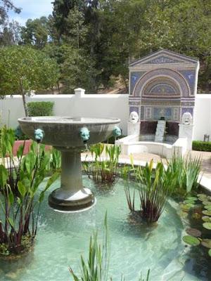 Experiencing Los Angeles: Gardens & Columns: The Getty Villa, Part II