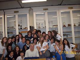 PRIMEROS ENSAYOS 2009