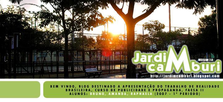 [ Blog: Jardim Camburi ]