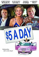 5 dólares por dia