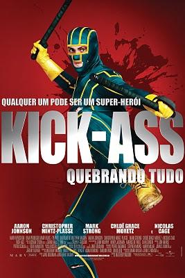 Kick-Ass: Quebrando Tudo Online Dublado - Assistir Filme