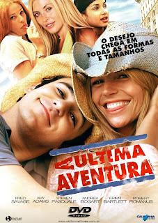 Filme A Última Aventura DVDRip RMVB Dublado