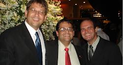 Vicente Loredo, Carlos Rafael, Vinícius Gontijo