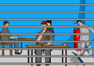 GH Prison Escape solucion