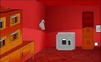 juegos de escape Escape the OMG Scary Room solucion